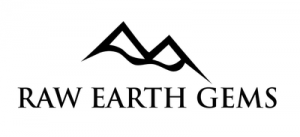 raw earth gems logo