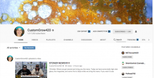 customgrow420 youtube